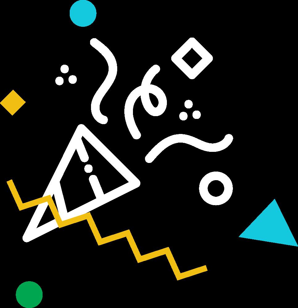 Večírky aoslavy ikona
